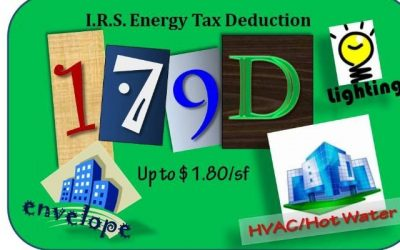 179D | Commercial Building Energy Tax Deduction