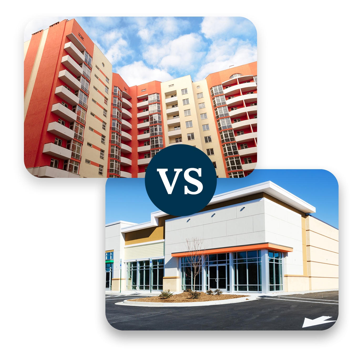Multifamily property vs other retail properties